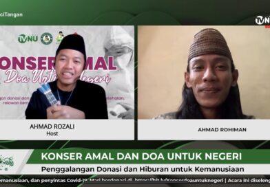Konser Amal Gusdurian, Gus Muwafiq: Negara Harus Lebih Kuat