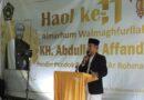 Pondok Pesantren Ar Rohmah Karawang Peringati Haul ke-11 KH Abdulloh Affandi
