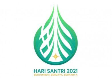 Logo Hari Santri 2021 Resmi Diluncurkan
